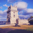 Belem Tower in Lisbon — Stock Photo #40971955