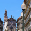 Clerigos Church in Porto — Stock Photo