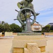 Sailor Sculputure in Porto — Stock Photo