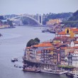 Stock Photo: Douro River in Porto