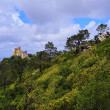 图库照片: PenNational Palace and Park in Sintra