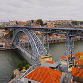 Bridge in Porto — Stockfoto