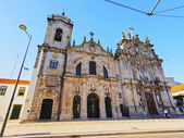 Carmelitas and Carmo Churches in Porto — Stock Photo
