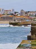 Porto Coastline — 图库照片