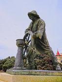 Sailor Sculputure in Porto — Foto de Stock