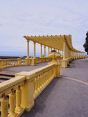 Promenade in Porto — 图库照片
