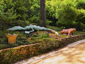 Park in Sintra — Stock Photo