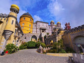 Pena National Palace in Sintra — Stok fotoğraf