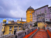 Pena National Palace in Sintra — Stock Photo