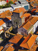 Red Roofs of Porto — Stock Photo