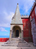 Pena National Palace in Sintra — Стоковое фото
