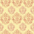 Vector seamless abstract hand-drawn pattern — Vettoriali Stock