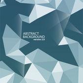 Abstract light blue background. Vector illustration — Stok Vektör