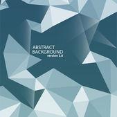 Abstrait bleu clair. illustration vectorielle — Vecteur