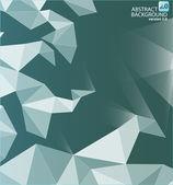 Abstracte licht blauwe achtergrond. vectorillustratie — Stockvector