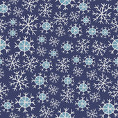 Seamless pattern Christmas texture for wrapping paper — Stock Vector