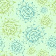 Abstract Elegance Seamless pattern with floral background — 图库矢量图片