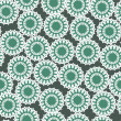 Seamless pattern Christmas texture for wrapping paper — Grafika wektorowa