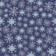 Seamless pattern Christmas texture — Stock Vector