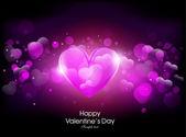 Card for valentine day — Stock vektor