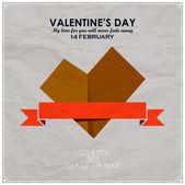 Valentin día — Vector de stock