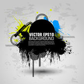 Fondo grunge — Vector de stock