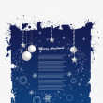 Grunge xmas Background — Stock Vector #6747569