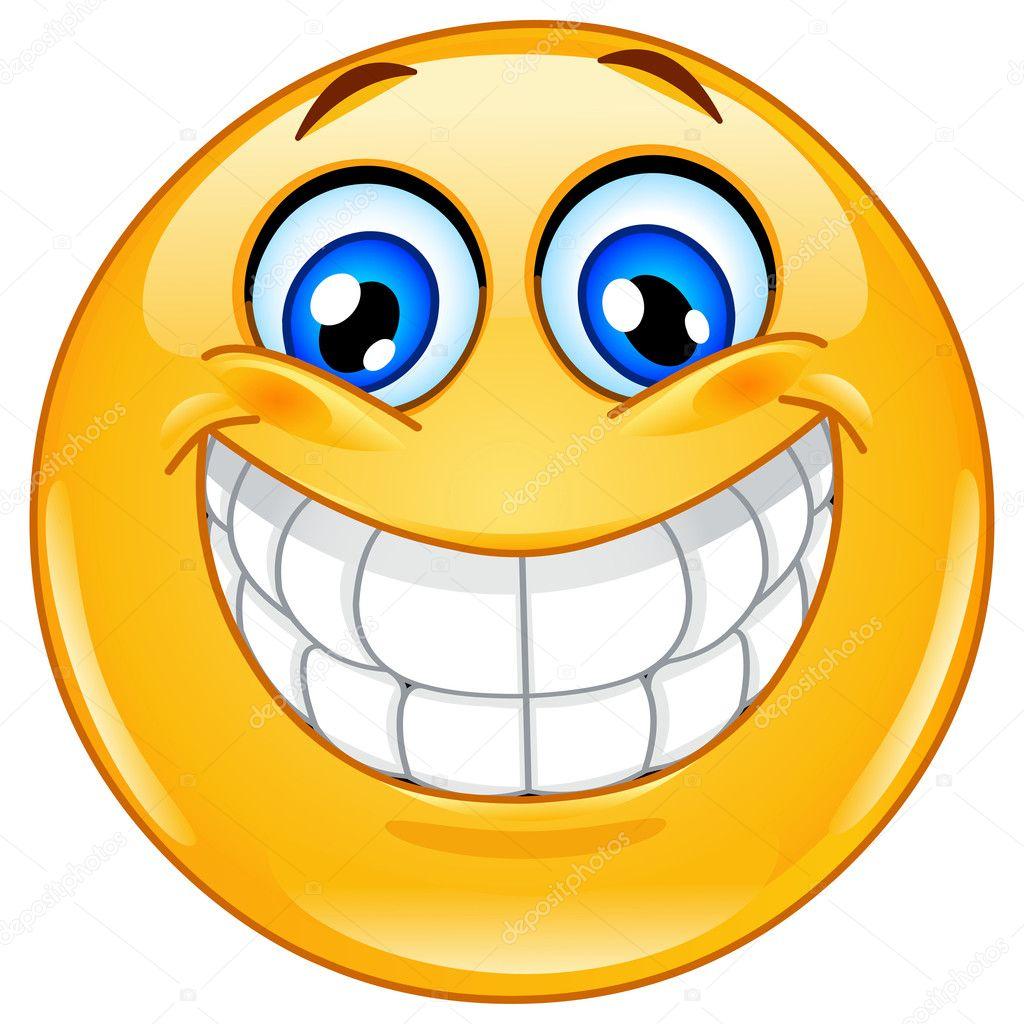 Big smile emoticon yayayoyo Smile