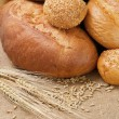 Fresh bread — Stock Photo #12376040