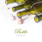бутылки — Стоковое фото