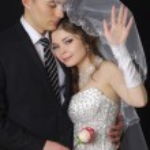 Bride and Groom — Stock Photo #12384963