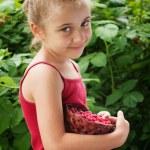 Little girl — Stock Photo #12400728