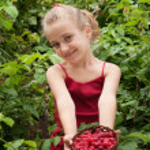 Little girl — Stock Photo #12400741