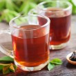 Fresh tea — Stock Photo