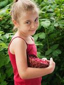 Little girl — Стоковое фото