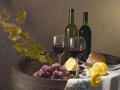 Kırmızı şarap — Stok fotoğraf