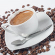 Fresh coffee — Stock Photo #14381695