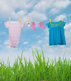 Baby Clothing — Stock fotografie