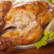 chicken&quot — Stock Photo