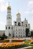 Bell-Tower of Ivan the Great in Kremlin — Stock Photo
