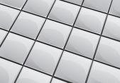 Grey tile background — 图库矢量图片
