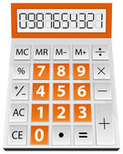Calculator — Stockvektor