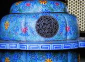 Korean Vase — Zdjęcie stockowe