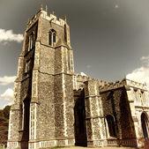 Loddon Church — Stock Photo