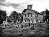 Herkimer Church — Stock Photo