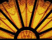 Złoty windows — Zdjęcie stockowe