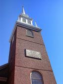 Stary kościół north — Zdjęcie stockowe