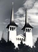 Reykjavik Church — Zdjęcie stockowe