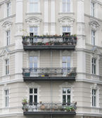 Old building in Berlin — Stock Photo
