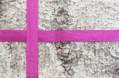 Ribbon for gift wrap — Stock Photo
